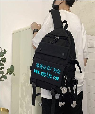 大学生时尚背包包